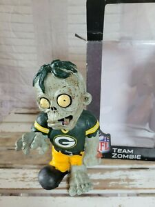 Forever nightmares Green Bay Packers zombie Halloween decor NFL football