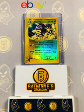 Weezing 70/165 MINT GEM Expedition Rare Reverse Holo Pokemon Card