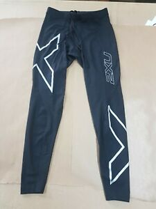 2xu compression tights mens,size large,rrp £80,bnwot,