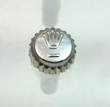 Vintage Mens 16013 1601 Steel Datejust 6mm Rolex Watch Crown Stem Parts 3035