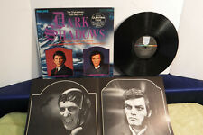 Dark Shadows, Soundtrack, Philips Records PHS 600-314, 1969 Fold-Out Poster