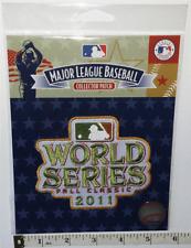 OFFICIAL 2011 ST. LOUIS CARDINALS WORLD SERIES MLB BASEBALL EMBLEM PATCH MIP
