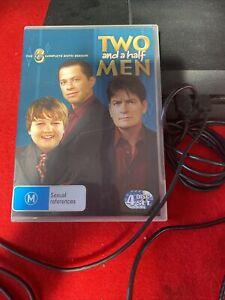 Two And A Half Men : Season 6 DVD LIKE NEW