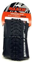 Maxxis Minion DHF WT 27.5 x2.5 60tpi Dual Compound EXO Protection Tubeless Ready