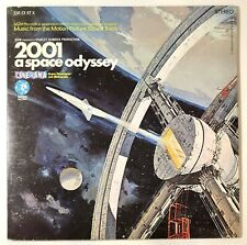 2001: A Space Odyssey Vinyl LP 1968 (Music From The Motion Picture Sound Track)