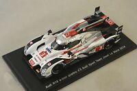 Spark S4205 - AUDI R18 e-tron quattro Joest n°3 Le Mans 2014 F. Albuquerque1/43