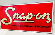 Snap On Tool Sign .gas oil gasoline garage