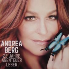 ANDREA BERG  25 JAHRE ABENTEUER LEBEN  -  CD - 20 SONGs