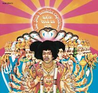 JIMI,THE EXPERIENCE HENDRIX - AXIS: BOLD AS LOVE   VINYL LP NEW!