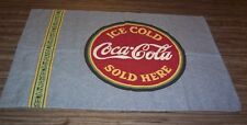 ICE COLD COCA-COLA Sold Here DRINK COKE Pillowcase Pillow Case