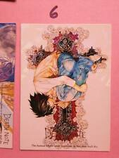 death note carddass trading card prism