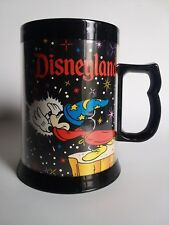 Disney Fantasmic Mickey Mouse Dragon Plastic Cup Mug Coffee Thermo Serv Fantasia