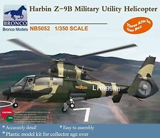Bronco 1/350th Scale Harbin Z-9B Military Utility Helicopter Kit No.NB5052