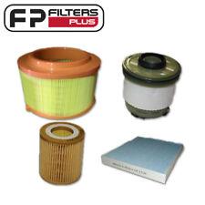 Wesfil Filter Kit - Ford Ranger 2.2L/3.2L T/Diesel PX PXII WA5251 WCO161 WCF207
