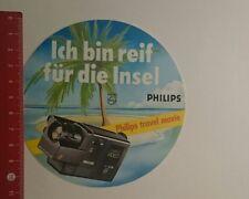 Pegatina/sticker: yo soy madura para la isla Philips travel Movie (2811163)