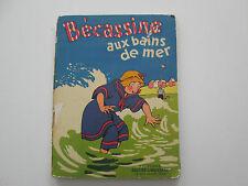BECASSINE AUX BAINS DE MER 1954 USAGE/BE 48 PAGES
