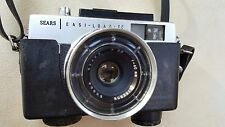 SEARS EASI-LOAD FC 35mm camera with 40MM F2.8 RIKENON LENS