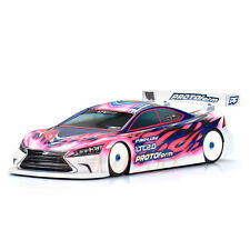 PROTOform LTC 2.0 Light Weight 190mm Clear 1:10 Touring RC Cars Body #1547-25