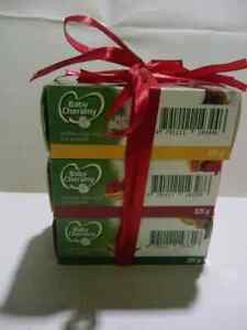 Baby Soap  3 in One Bundle  Pack Present for Infant Child Petroleum Oil Free