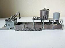 Marklin #8982 Z Scale Coaling Station - kit built - Vgc