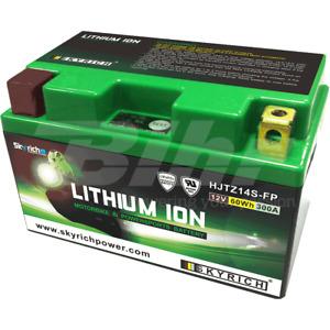 SKYRICH Lithium Battery 12V Keeway Matrix 125 2005-2008
