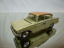 CORGI TOYS 234 FORD CONSUL 315 - CREAM 1:43 - GOOD CONDITION