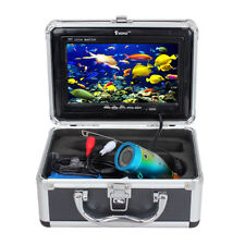 Eyoyo 15m 7inch LCD Color Infrared 1000TVL Fish Finder Underwater Camera+Battery