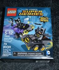 2016 LEGO DC COMICS SUPER HEROES MIGHTY MICROS BATMAN VS CATWOMAN 76061
