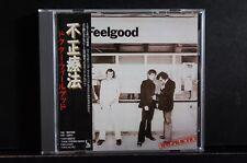 DR. FEELGOOD - MALPRACTICE (JAPAN CD WITH OBI)