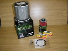 TDM850 Service Kit  TDM 850 96-01 Air Filter Oil Filter Spark Plugs & O-Rings