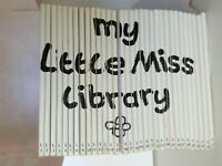 Little Miss My Complete Collection By Roger Hargreaves 33 Books Box Set
