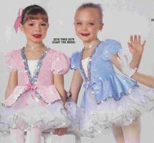 Dance Costume Ballet  Skate  Tap Pageant Baby Doll start the music