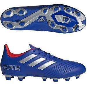 adidas Predator 19.4 FxG  Fußballschuhe Nocken Sportschuhe Outdoor Football 44