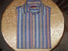 Camicia uomo DADDY & SON tg.M---cotone e lino