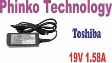 NEW Original Genuine Adapter Charger For Toshiba Mini NB550 NB550D