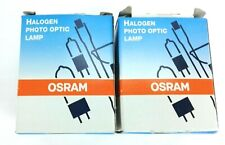 OSRAM Halogen Photo Optic Lamp-360W-82V-GY5.3 NAED 54984 New in Box (2)