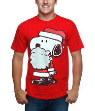 Peanuts Snoopy Santa Costume T-Shirt