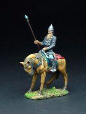 Figarti W4810 Russian Warrior of Novgorod w/Spear MIB Retired