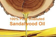 100% Pure Undiluted Sandalwood Oil Essential Oils India Free Shipping 1.5 gram