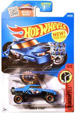 Hot Wheels 2016 HW Dare Devils Terrain Storm BLUE Die-Cast Vehicle 154/250