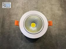 24 Volt LED Spot Einbaustrahler dimmbar 7 Watt, weiß, warmweiß, z.B. Loxone KNX