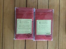 NEW JC Sanders Collection 1500 Thread Count 100% Egyptian Cotton King Pillowcase