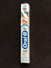 Vintage 1990 Oral-B Muppet Babies Baby Miss Piggy Toothbrush