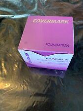 Covermark Cream Foundation, New, Shade No 4 £15 For 2