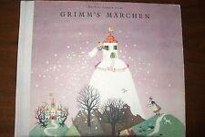 Herbert Leupin zeigt Grimms Märchen Designer-Ausgabe