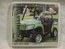 arctic cat prowler 650 h1 manual