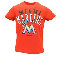 Miami Marlins Official MLB Genuine Kids Youth Size T-Shirt New with Tags