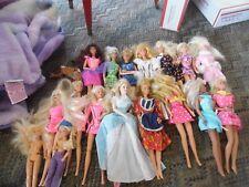 Lot 17  Barbie dolls- Disney- teacher couple vintage- Skipper & more