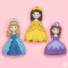 DRESS IT UP Buttons Pretty Princesses 7708 - Girls Princess School Fairy