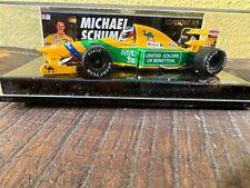 Minichamps 1:43 Formel 1 Michael Schumacher, Benetton Ford B-192